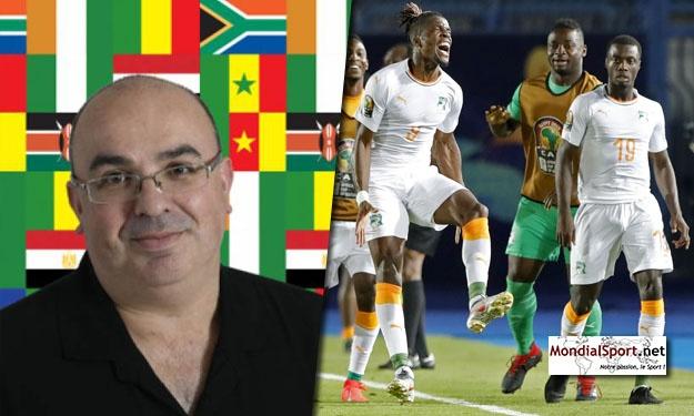 CIV-RDC : Sory Diabaté, Cheick Oumar et Frank Simon analysent la victoire des Eléphants