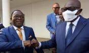 COCAN : Le PM tape du poing sur la table, François Amichia et Danho Paulin font aussitôt la paix