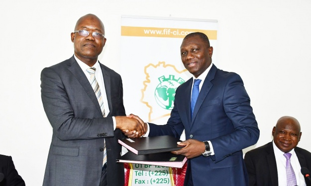 Convention FIF/RTI : les matchs des Ligues 1 & 2 à gogo sur les chaines de la Radio Télévision Ivoirienne