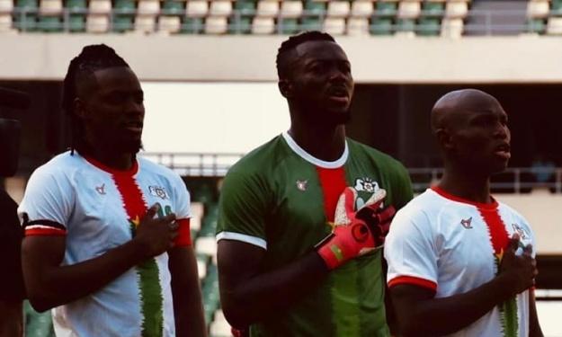 Copa Barry apporte son soutien au Burkina et à son jeune frère Hervé Koffi