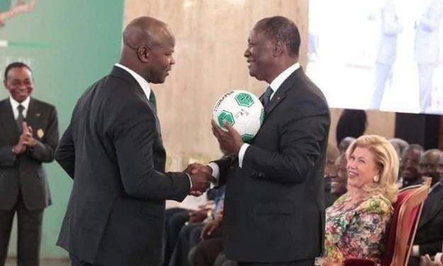 Coronavirus | Bleu Charlemagne (FIMADA) : ''le Maracana est toujours à la pointe du civisme en Côte d'Ivoire''
