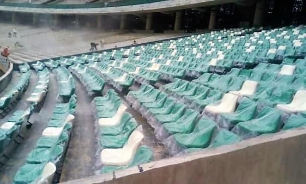Côte d'Ivoire (CAN 2023) : Le Stade d'Ebimpé reçoit ses (60.000) sièges
