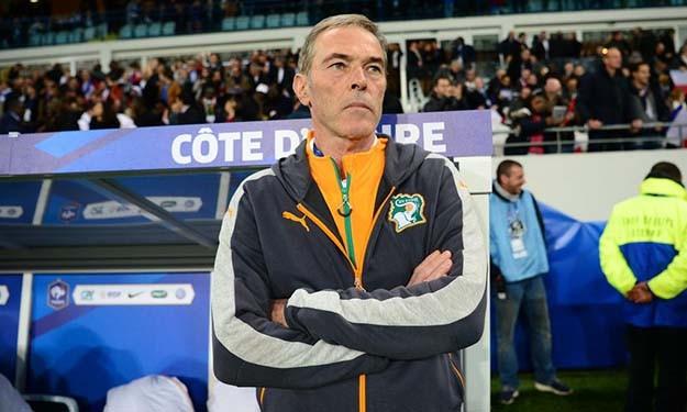 """Côte d'Ivoire/Dussuyer (CAN 2017) : """"Sur ces trois matchs, je n'ai pas retrouvé mon équipe..."""""""
