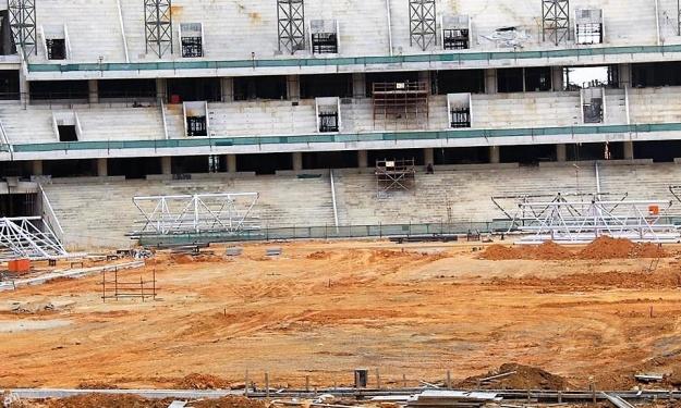 Côte d'Ivoire : Evolution du Stade Olympique d'Ebimpé au 30 mars 2019
