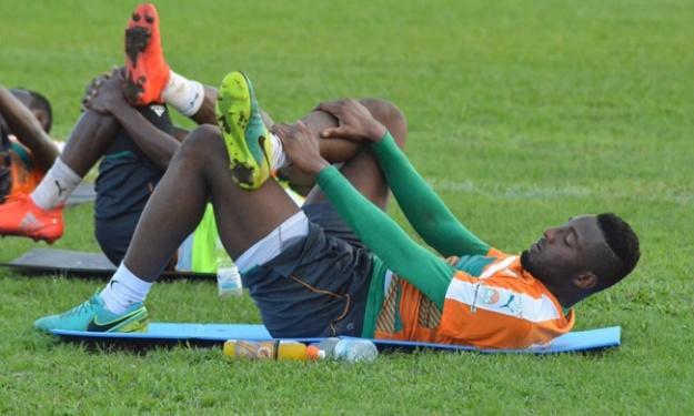 ''Côte d'Ivoire - Tunisie'' : Wilfried Kanon présent ce dimanche à l'entraînement