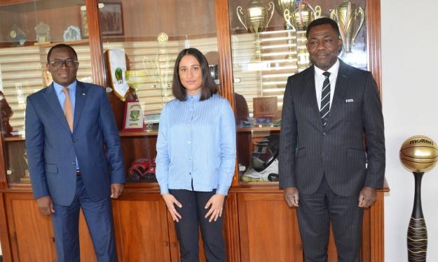 Côte d'Ivoire : Une Mission de la FIFA chez le Ministre des Sports pour installer le comité de normalisation