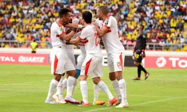 Coupe CAF (1/2 finales) : Le CS Sfaxien et le Zamalek remportent le 1er round