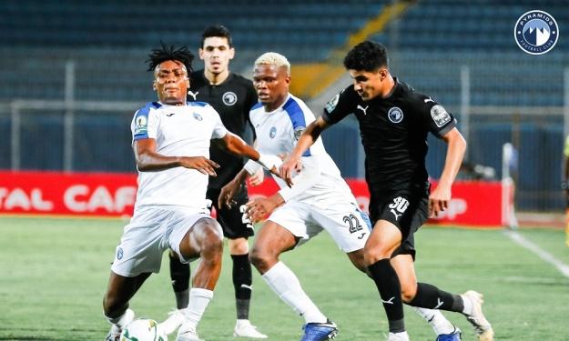 Coupe CAF (1/4 de finale aller) : Pyramids FC écrase Enyimba ; Coton Sport se défait de Jaraaf FC (résultats)