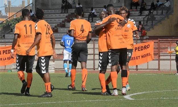 Coupe CAF (16è de finale aller) : Le FC San Pedro décroche le nul à Conakry