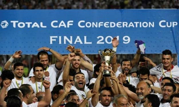 Coupe CAF (2019/20) : Voici les 8 équipes qui tenteront de détrôner le Zamalek