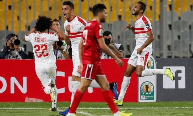 Coupe CAF (2019) : le Zamalek rejoint la RS Berkane en Finale