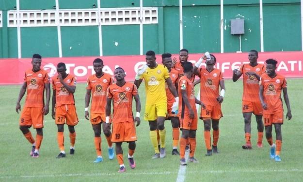 Coupe CAF (6è) : Les buts de l'opposition ''FC San Pedro – Enyimba''
