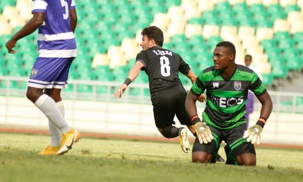 Coupe CAF (Barrages Aller) : Le Racing club d'Abidjan ruine ses chances de qualification