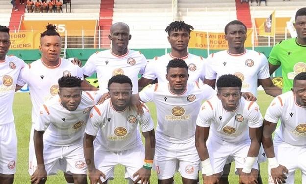 Coupe CAF : Le FC San Pedro s'incline devant l'Asante Kotoko