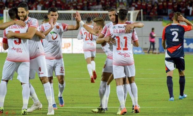Coupe CAF : Le Maroc et la Tunisie placent chacun 2 représentants en 1/4