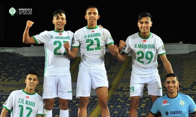 Coupe CAF : Le Raja et la JS Kabylie en finale