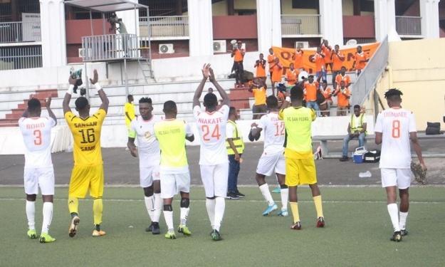 Coupe CAF (poules) : Une première encourageante pour le FC San Pedro