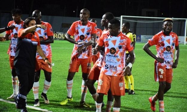 Coupe CAF (préliminaire retour) : Le FC San Pedro chute face à l'ASFA Yennenga et sort par la petite porte