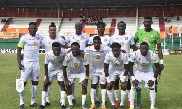 Coupe CAF : Retour en images sur la victoire du FC San Pedro