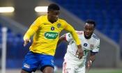 Coupe de France : Maxwel Cornet et Chris Bédia doublement décisifs dans leur face à face ; Fulgini à nouveau buteur