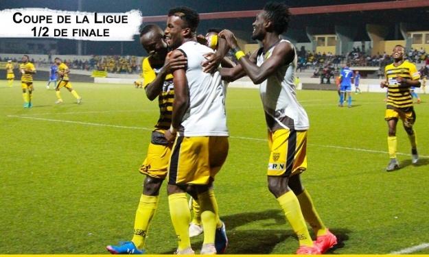 Coupe de la Ligue 2019/20 : Les Mimos surclassent COSAP et rejoignent les Bassamois en finale