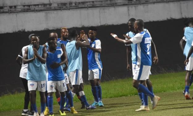 Coupe de la Ligue ¼ de finale : Les Bassamois stoppent les Oyés