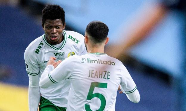 Coupe de Suède : Ouattara Aziz offre la victoire à son club et retrouve Traoré Bénie en finale