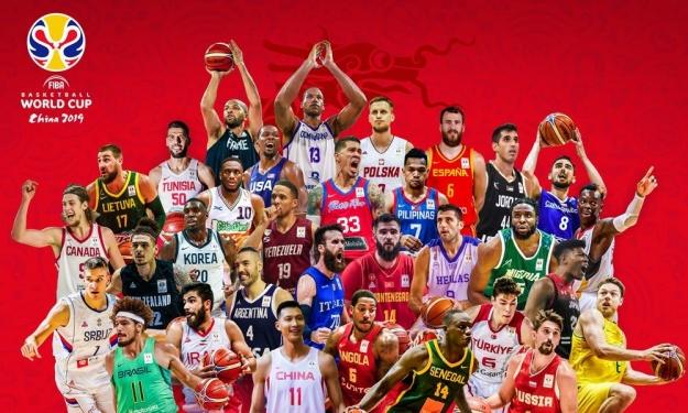 Coupe du Monde FIBA 2019 : On connait désormais les 32 équipes participantes