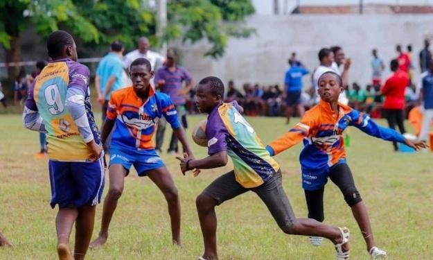 COVID-19 : Remise de dons de la Fédération Ivoirienne de Rugby aux athlètes ce samedi à l'INJS