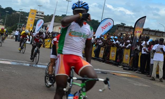 Cyclisme - Bassirou Konté vainqueur du Tour de l'Or Blanc