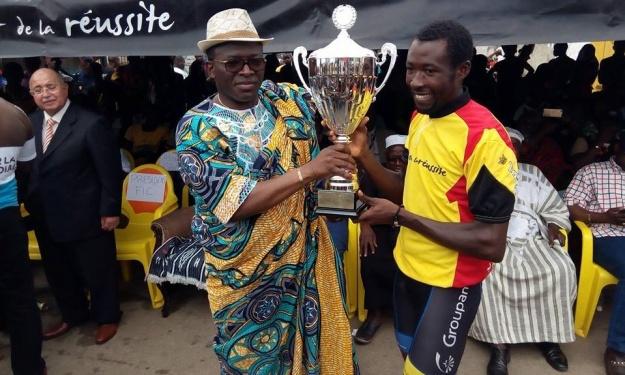 Cyclisme : Issiaka Cissé remporte l'édition 2018 du Tour de Côte d'Ivoire