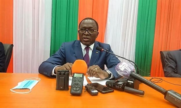 Danho Paulin : ''La normalisation est déjà là ! Qu'elle soit bénéfique pour le football Ivoirien''