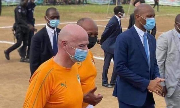 Dao Gabala se prononce sur la présence de Drogba dans la délégation des présidents de la FIFA et de la CAF