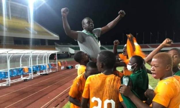Dao Lassina (sélectionneur des Eléphanteaux) : ''Je souhaite ardemment connaitre le même destin que Kamara Ibrahim…''