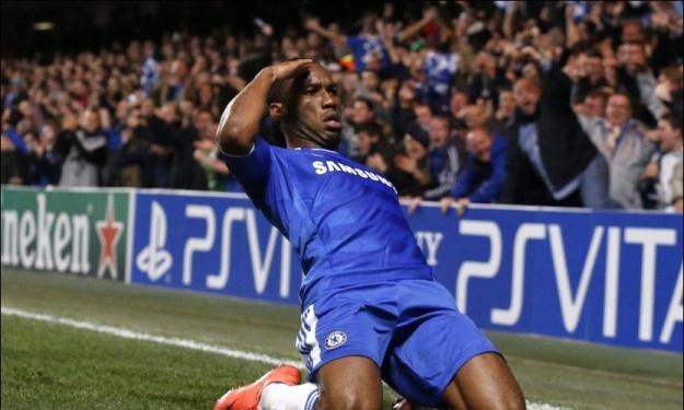 De 2004 à 2012, revivez en images tous les 157 buts de Drogba lors de son 1er passage à Chelsea