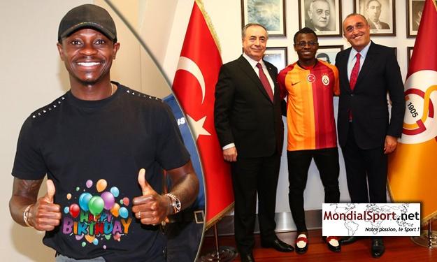 De l'Africa Sports à Galatasaray, retour sur le parcours de Seri qui fête ses 28 ans aujourd'hui