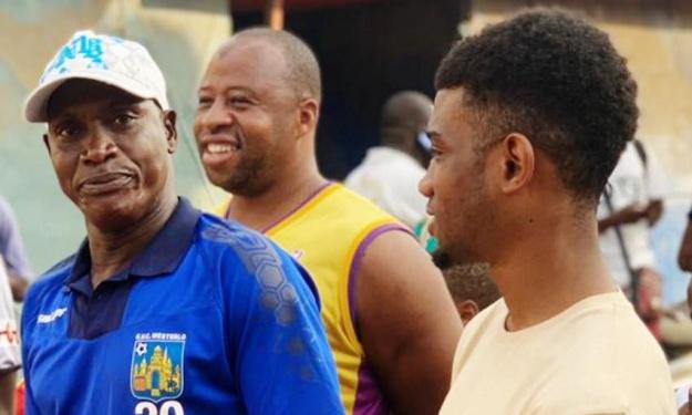 Depuis Adjamé, Amad Diallo rend hommage à son bienfaiteur