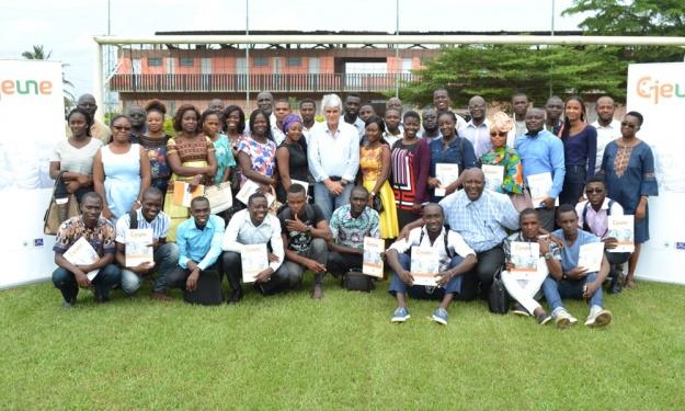 Détection de talents : ''Cjeune'' s'invite dans les communes de Yopougon et Marcory
