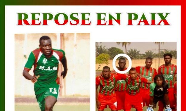 Deuil : L'Africa perd l'un de ses anciens joueurs