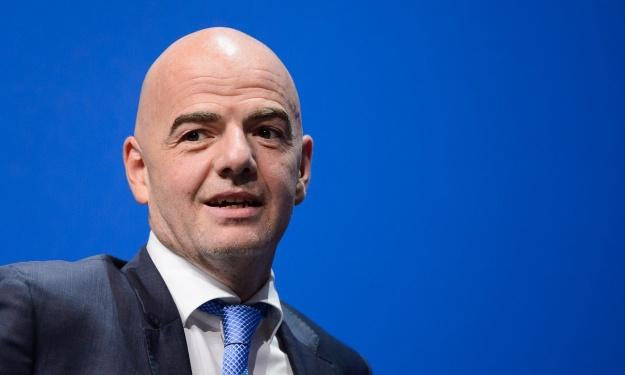 Deuil : Le Président de la FIFA exprime sa compassion à la famille de Willy Braciano