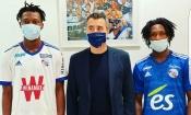 Deux pépites Maliennes rejoignent le Racing Club de Strasbourg