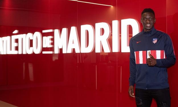 Diabaté Ibrahim Yalatif (ex-Mimos) rejoint l'Atlético Madrid