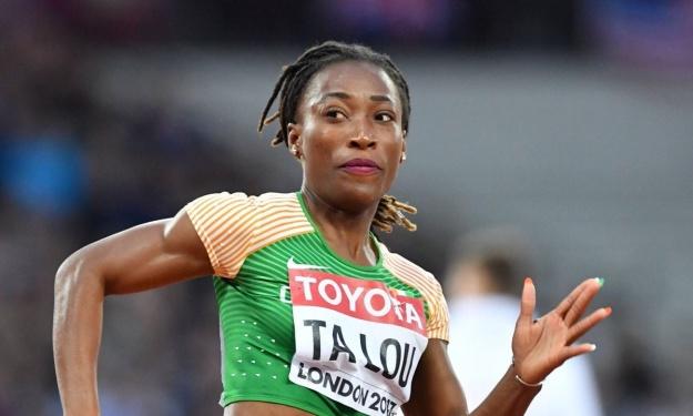 Diamond League 2021 : Ta Lou termine au pied du podium à Doha
