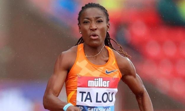 Diamond League : Ta Lou accroche le podium du 100 m à Gateshead