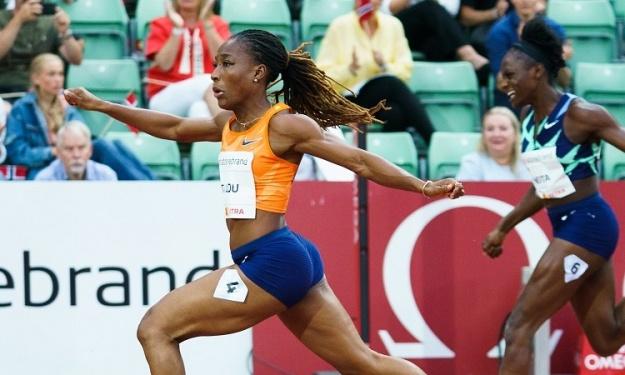 Diamond League : Ta Lou Marie Josée rafle l'Or à Oslo et accroit son avance en tête du 100m
