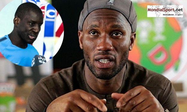 Didier Drogba, Demba Ba : 2 visions différentes pour un même combat, le racisme