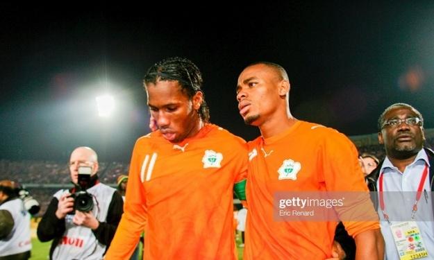 ''Drogba et moi nous sommes de simples adversaires non des ennemis'', dixit Kalou Bonaventure