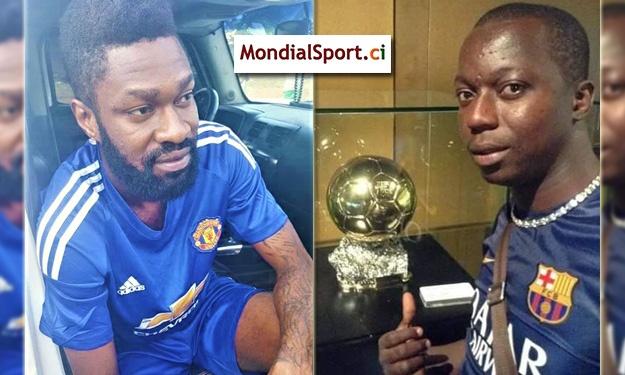 Digbeu Franck annonce un match au sommet avec son ''Élément'' Pelé Guéré après le confinement