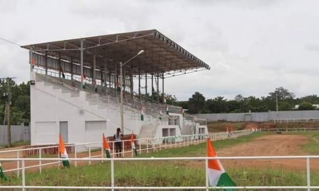 Dimbokro : Paulin Danho annonce la réhabilitation du stade KONE Samba Ambroise et la construction d'un Agora