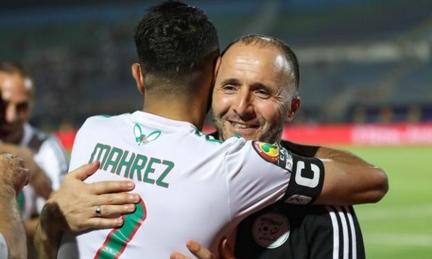 Djamel Belmadi : « Mahrez méritait le Ballon d'Or tout autant que Mané »
